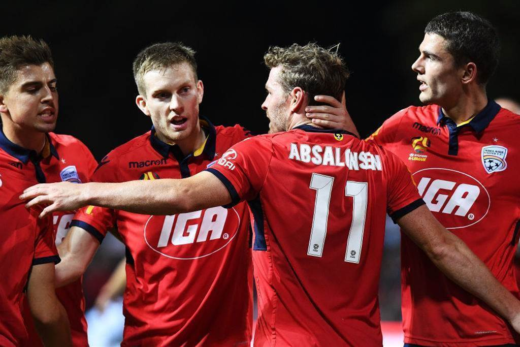 Adelaide United fully fit at the right time