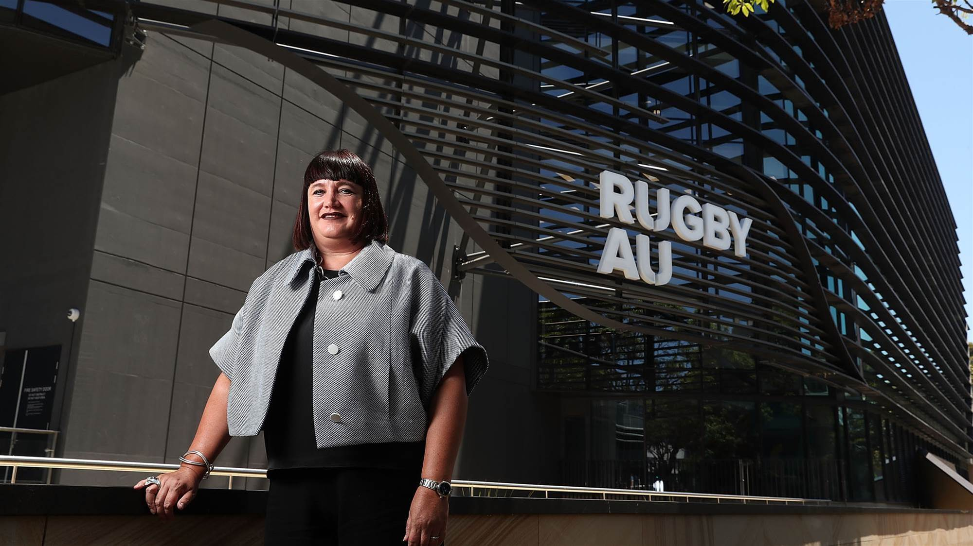 Castle: Women's rugby will grow