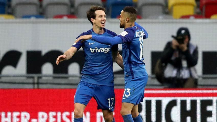 Kruse provides assist in Germany
