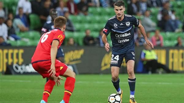 Valeri: Antonis is the A-League's best defensive midfielder