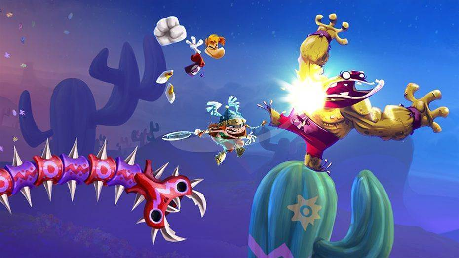 PlayStation Plus May games include Rayman Legends, Beyond