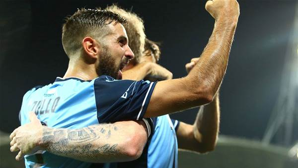 Zullo: Sydney FC don't know the 'L' word