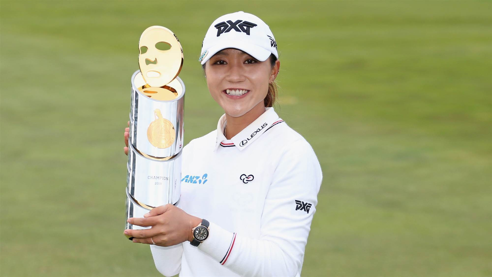 Lydia Ko beats Minjee Lee in Mediheal playoff