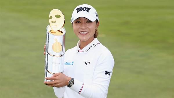 Lydia Ko beats Minjee Lee in Mediheal playoff