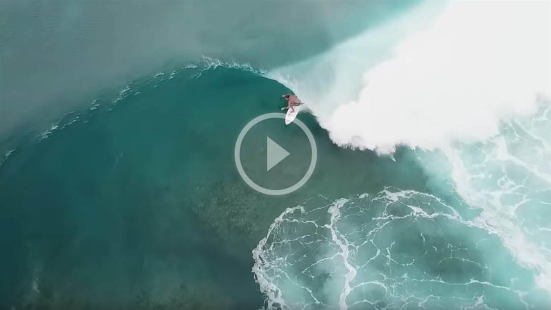 Pumping Early Season Maldives with Sean Holmes