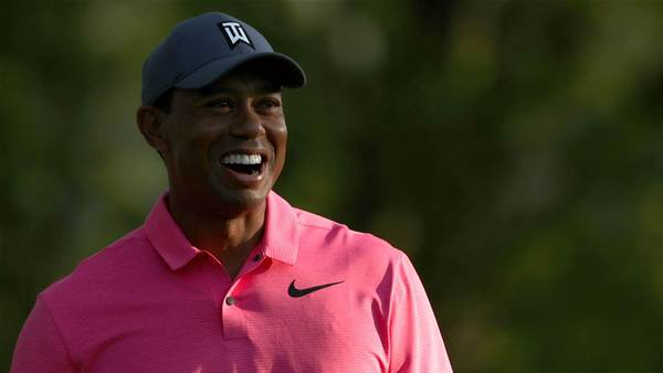 Woods set to return at Quail Hollow