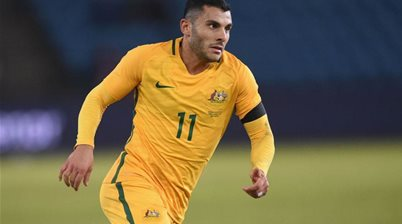 Nabbout injured after assist in J.League