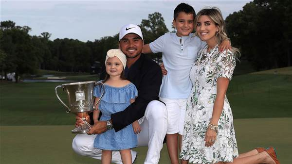 Day seals second PGA Tour win of the year