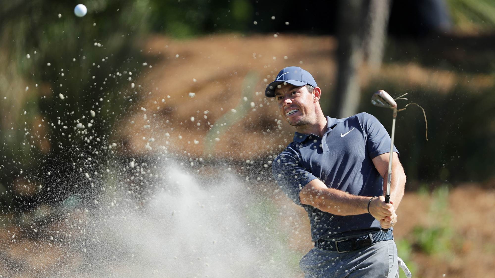 McIlroy keen to improve at 'fifth major'