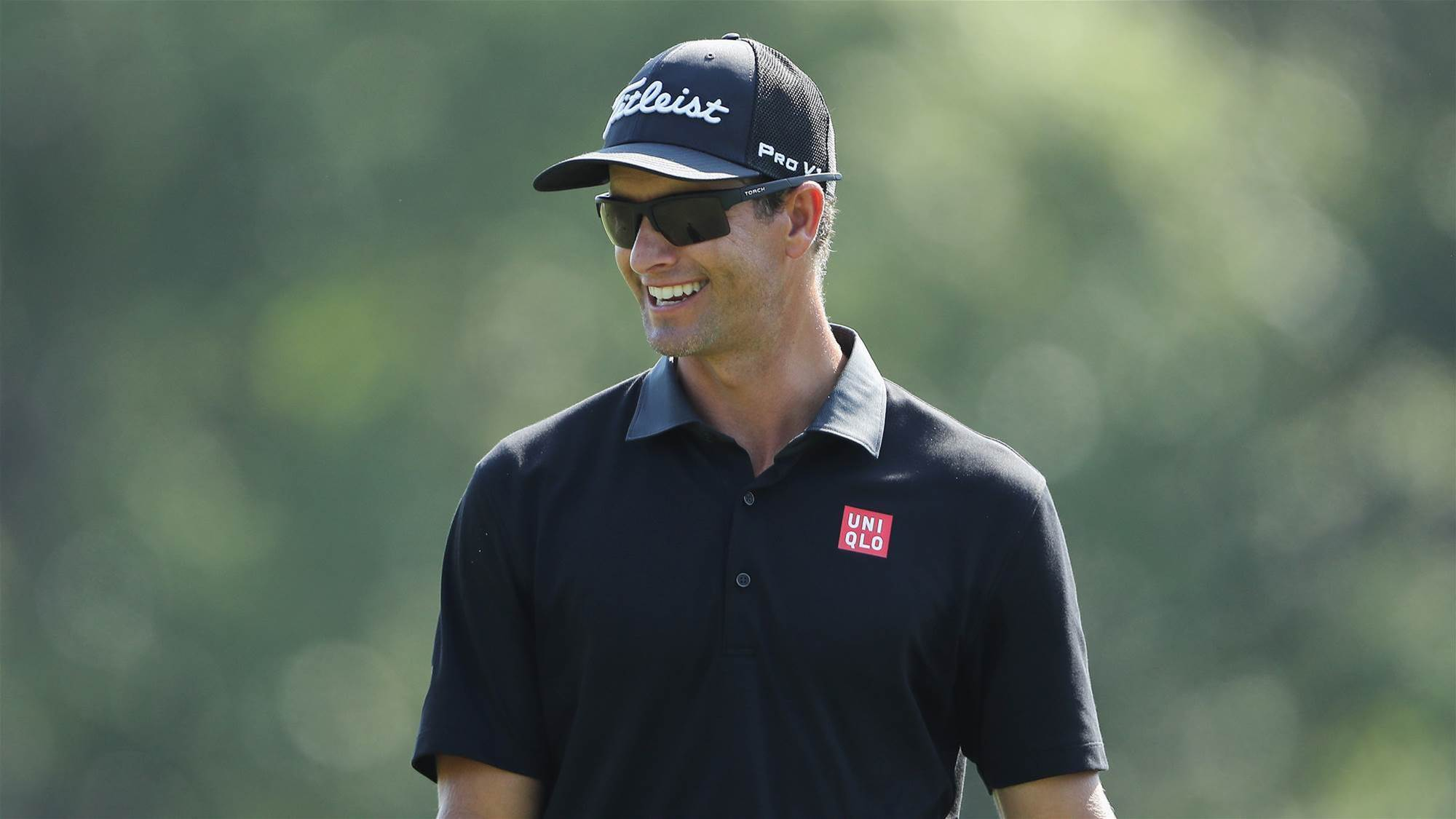 Scott begins majors fight at Players Championship