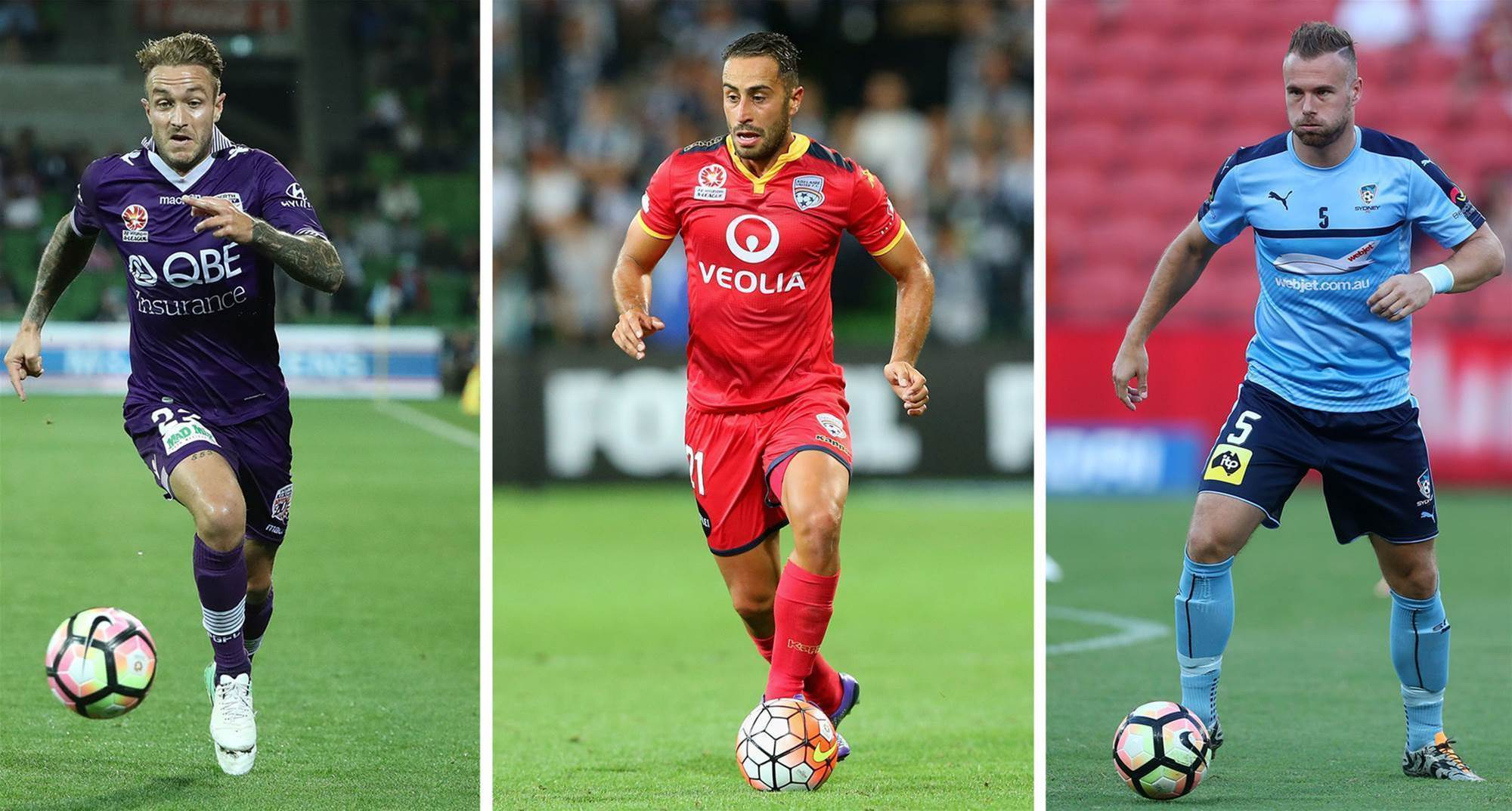 A-League off-season player moves