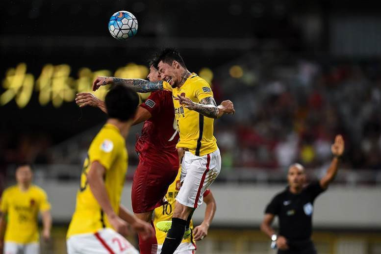 Guangzhou Evergrande's costly kit failure