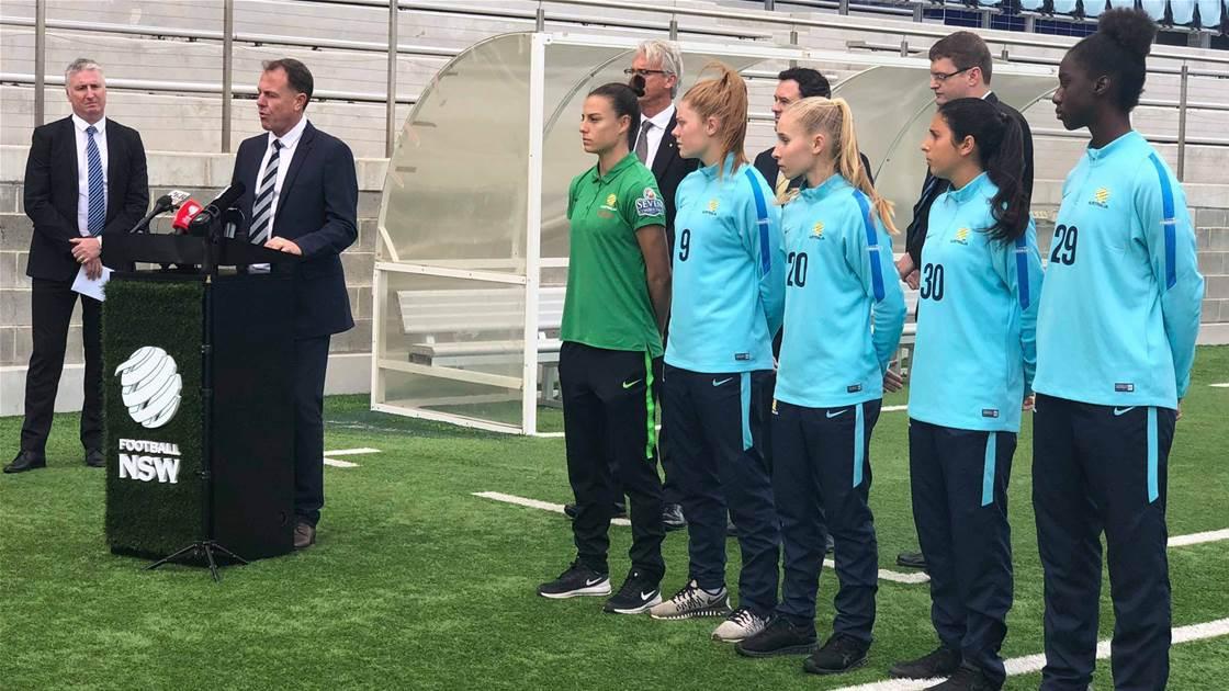 Future Matildas program announced
