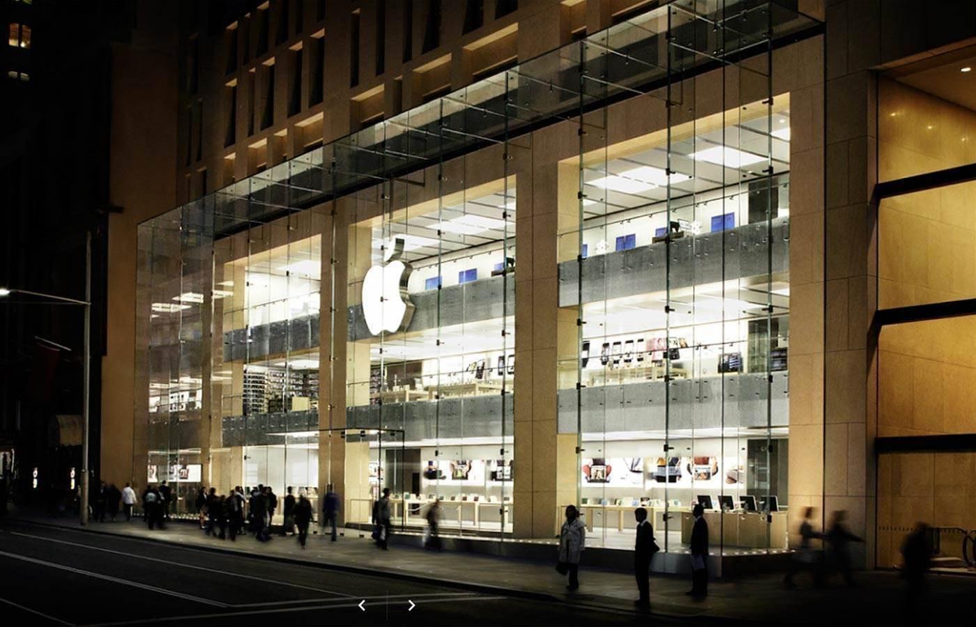 Apple named Australia's most desirable employer