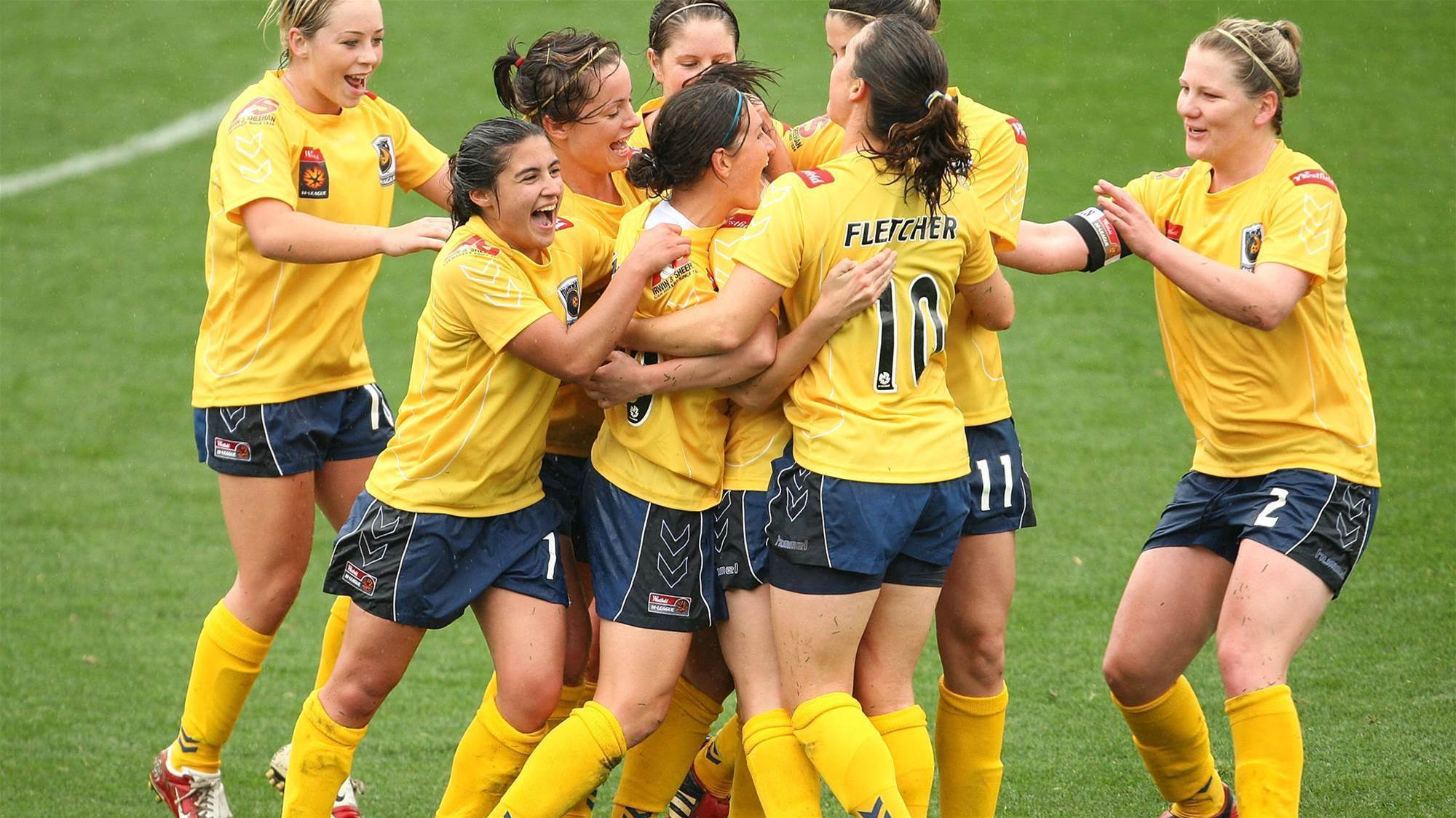 Are Mariners entering the W-League next season?