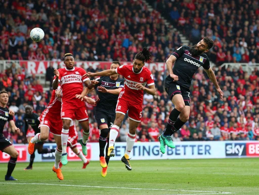 Jedinak's Villa through to Wembley