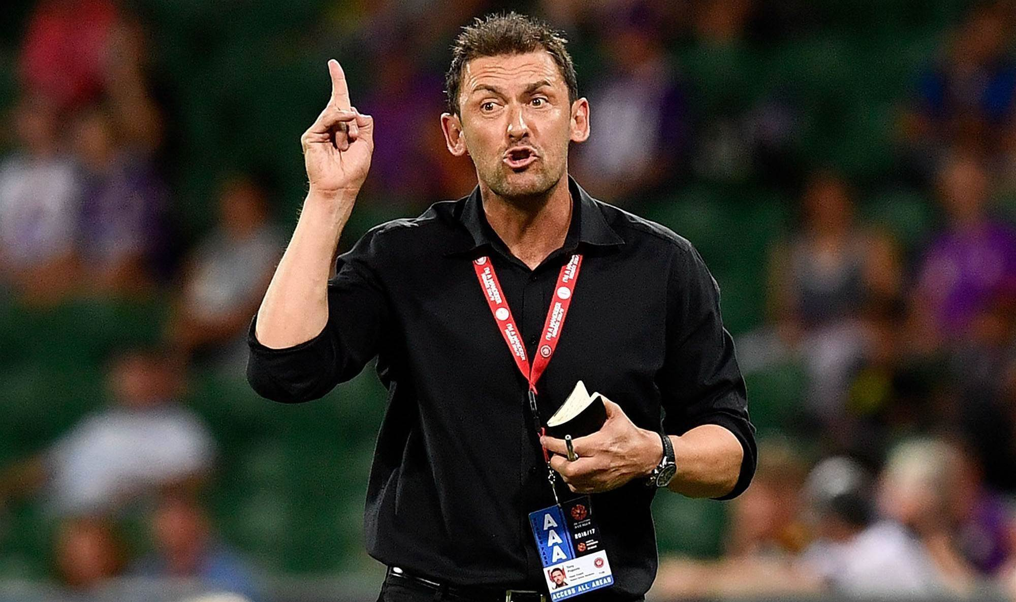 Popovic wants to make Glory great again