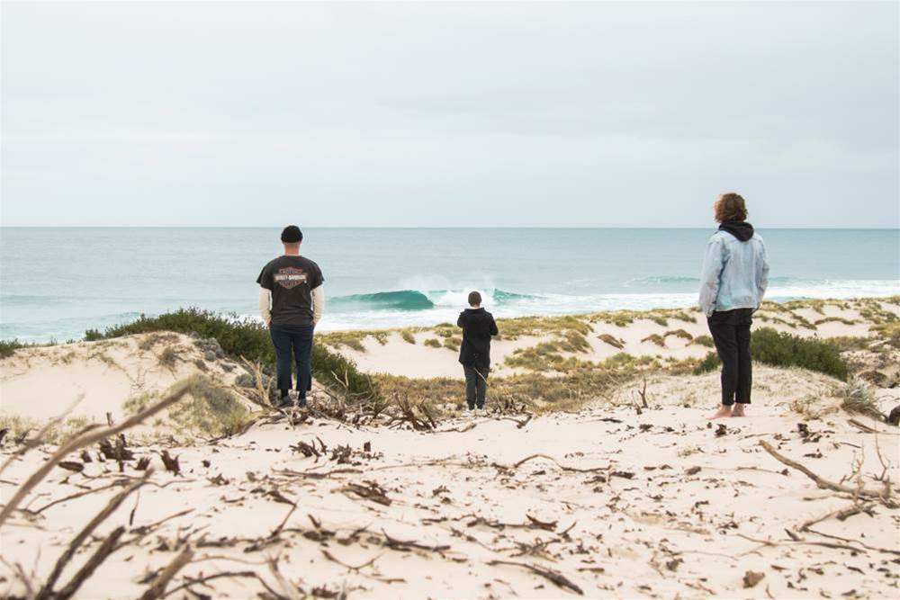 Hollow Cans on King Island