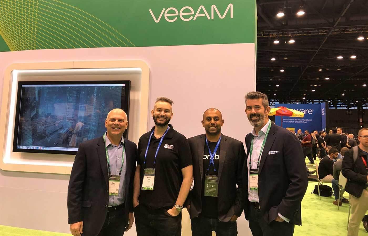 Aussie Veeam reseller wins global award