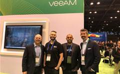Aussie Veeam reseller wins global award