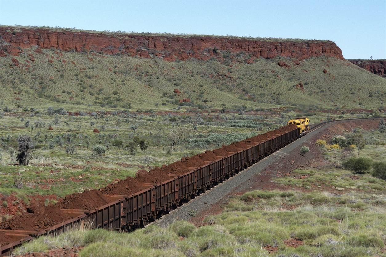 Rio Tinto's autonomous trains get regulatory approval