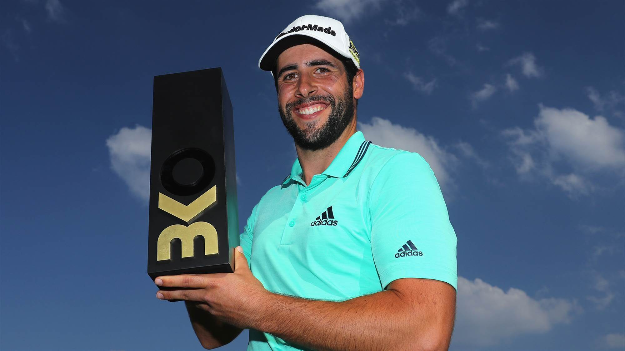Otaegui claims second European tour title