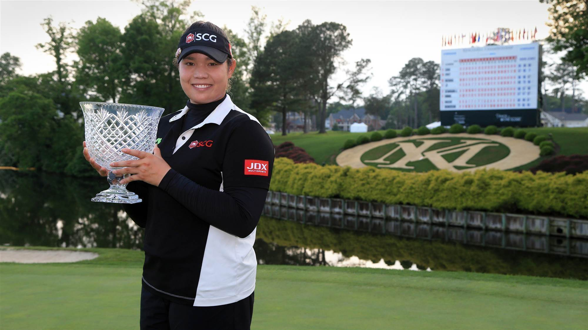 Ariya Jutanugarn: Queen of Kingsmill