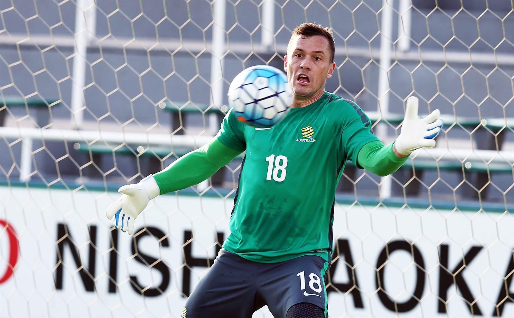 Vukovic to arrive last in Socceroos camp