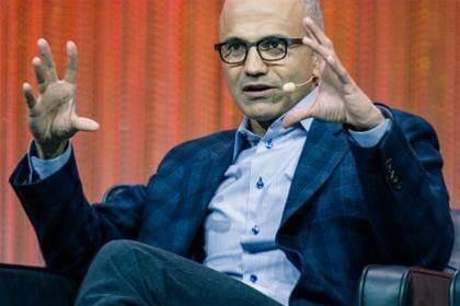 Satya Nadella: Microsoft will build ethical AI