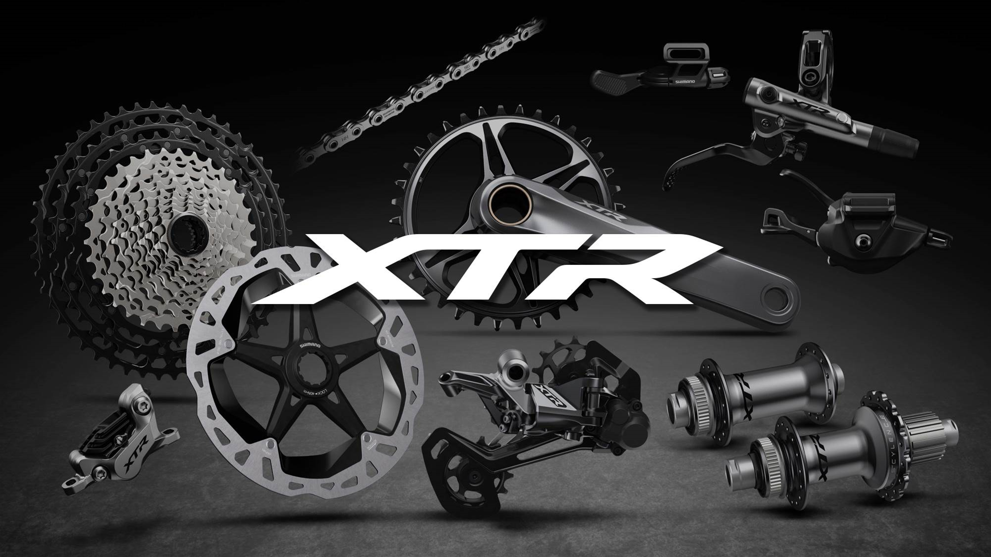 XTR M9100 is here