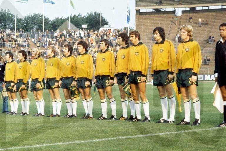 How the 1974 World Cup was the making of the Socceroos