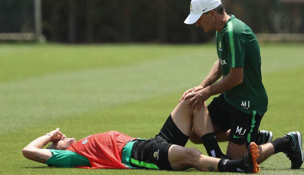 Milligan's World Cup injury scare
