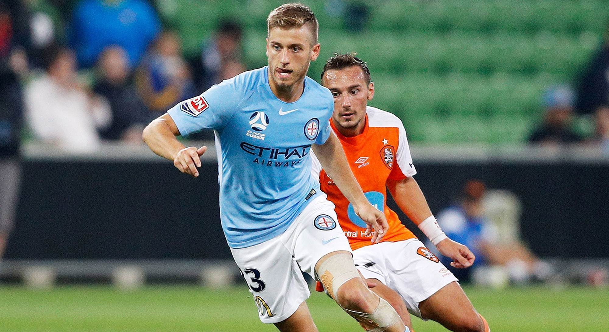 Stefan Mauk makes Brisbane Roar switch - report