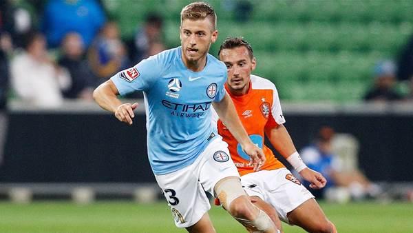 Stefan Mauk makes Brisbane Roar switch - report