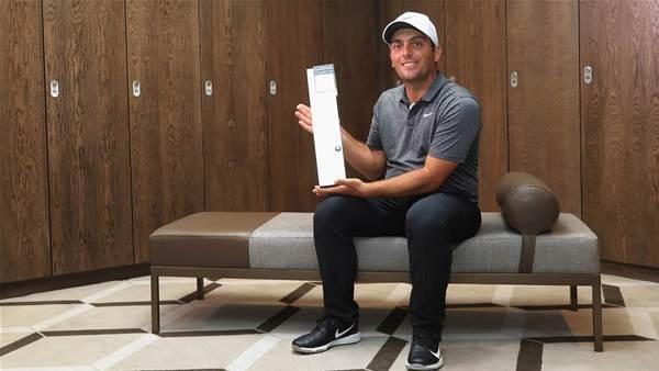 Molinari beats McIlroy at BMW PGA Championship