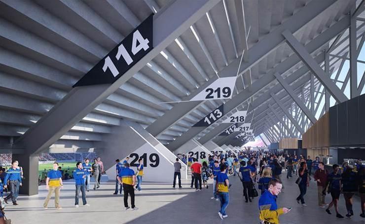 Wanderers' latest stadium vision