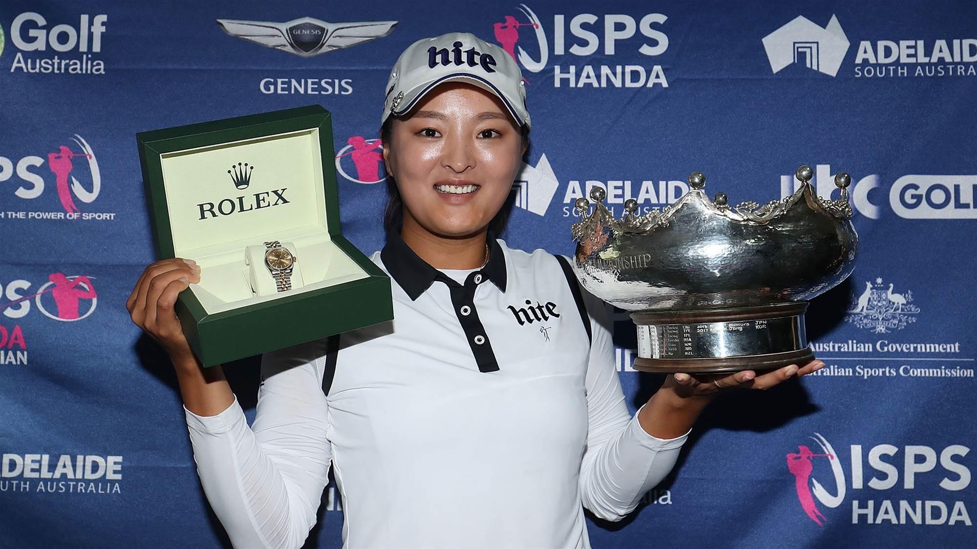 Women's Australian Open dates & venues locked in Adelaide
