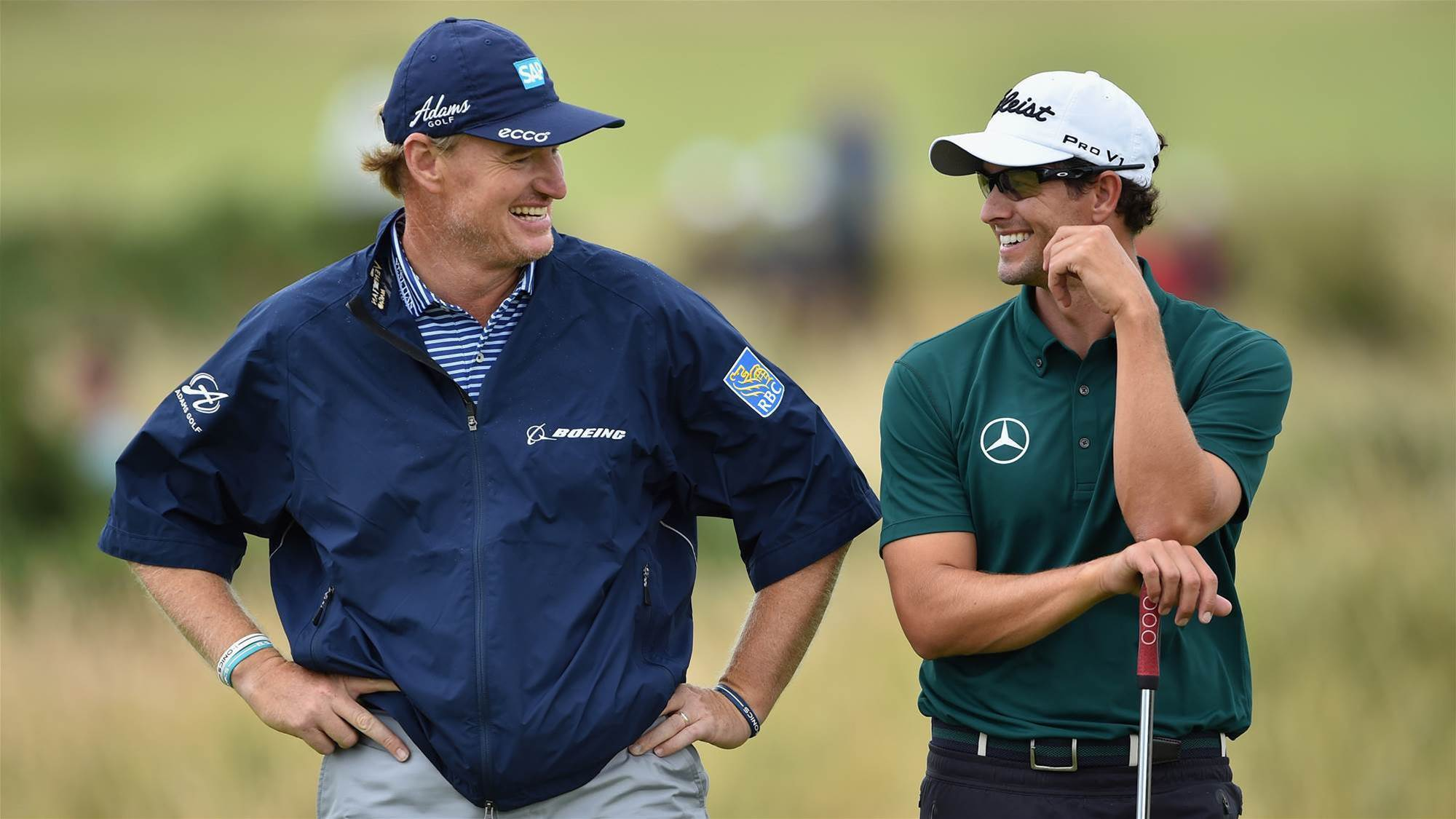 Scotty is getting back to his best: Ernie Els