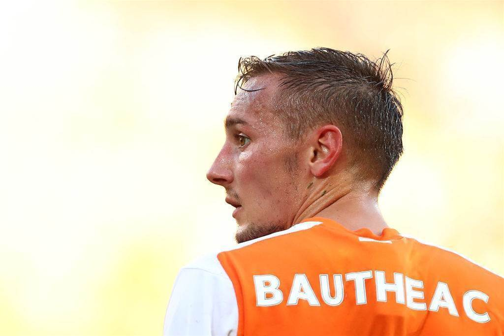 Bautheac pictured in series of rival A-League kits