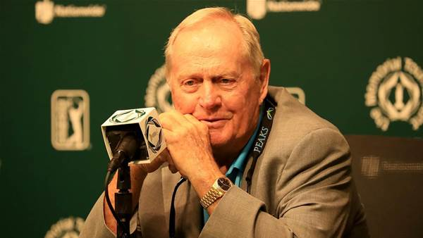 Nicklaus surprised at Day's record at home