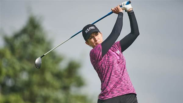 Webb eager to repay US Open lifeline