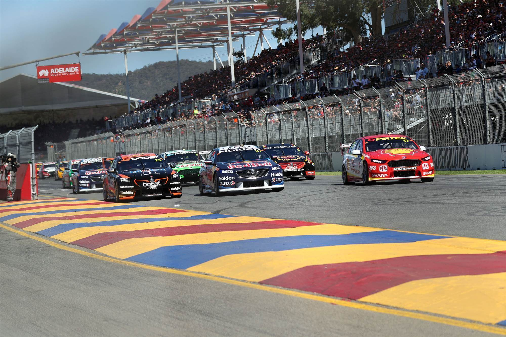 Supercars chief considers hybrid future