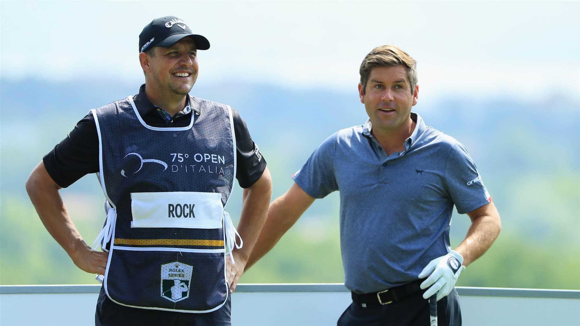 Rock, Canter & Sterne lead Italian Open