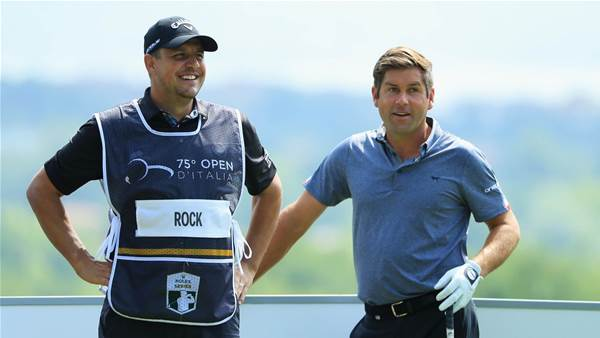 Rock, Canter & Sterne lead Italian Open