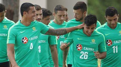 Arzani, Cahill, Maclaren make Russia squad