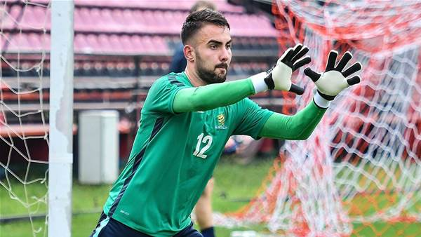 Birighitti to fight for NAC Breda spot