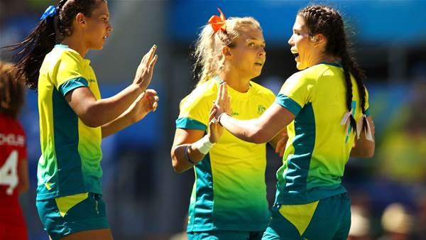 Aussie 7s team announced for Paris leg