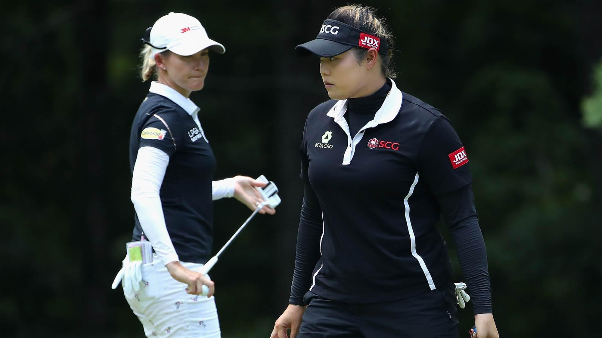 Smith fades as Jutanugarn wins US Women's Open