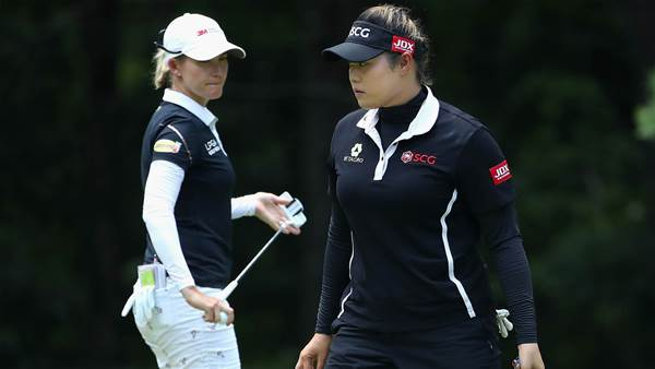 Smith fades as Jutanugarn wins US Women's Open