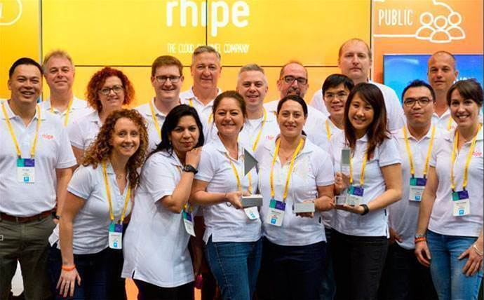 Microsoft recognises Aussie channel partners rhipe, Velrada, Vector Risk, on global stage at Inspire 2018